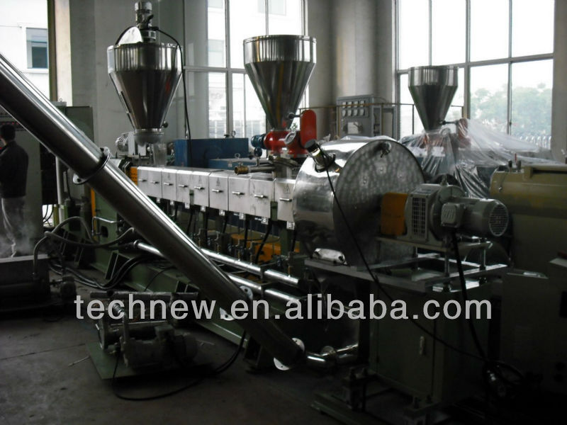 PE PP Plastic Film Pelletizing Machine