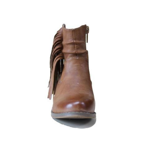 Hy1192 hiver mode brown cheville gland bottes pour enfants