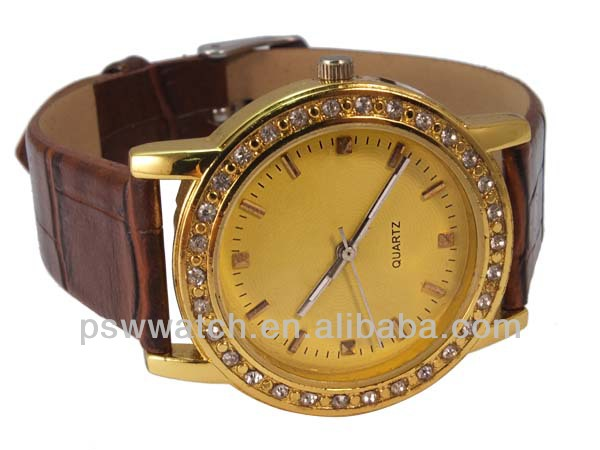 luxury stainless steel case lady watch excellence quartz wrist watch lady watches