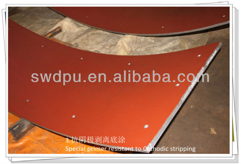 Waterproof Polyurea Coating For Substructure of High-speed Rail