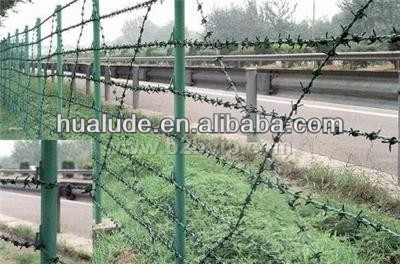 Military Grade Barbed Wire Military Grade Barb Wire Fence