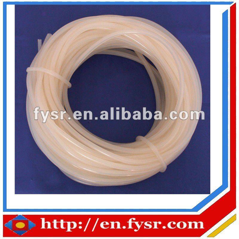 silicon hose solid rubber tube high temperature silicone hose