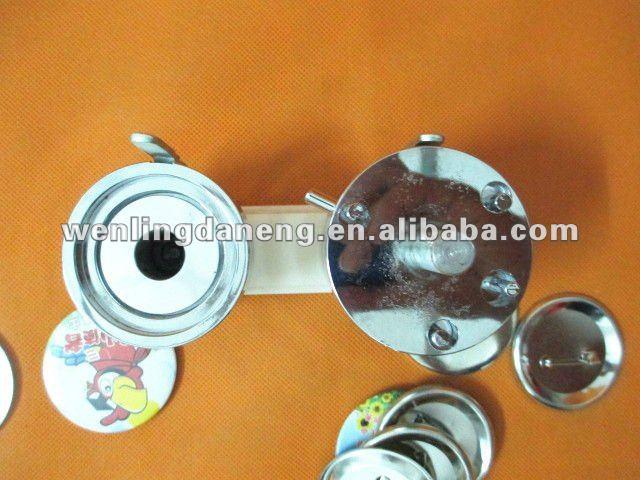 56mm dn mesin pembuat tombol cetakan/mesin pembuat lencana cetakan grosir, membeli, produsen