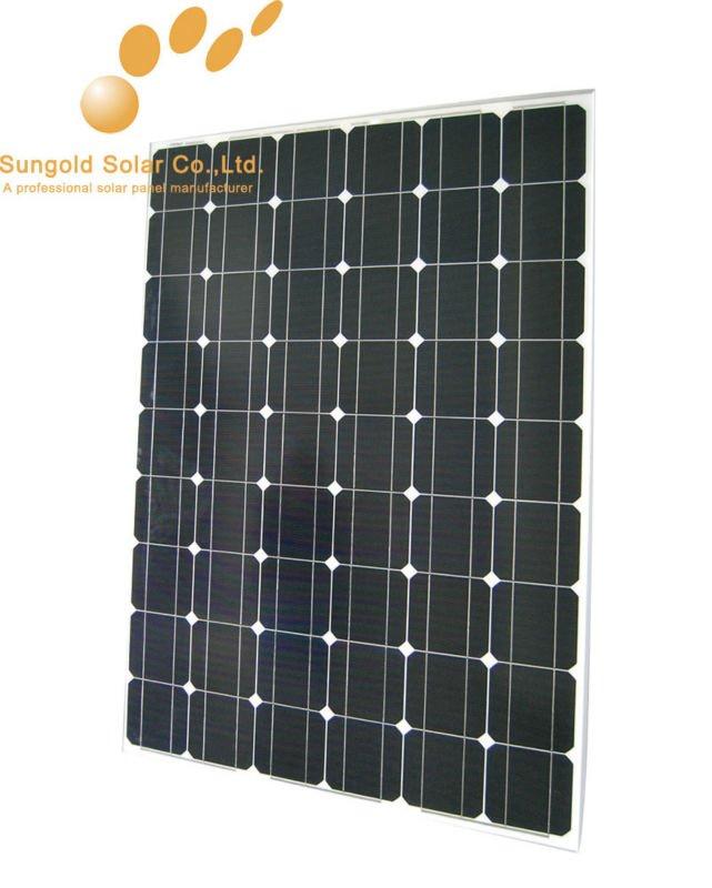 Panles solar PV module 195W 36V dealers