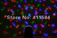 Освещения для сцены BIG BLACK Crystal Magic Ball Dynamic RGB LED stage lighting