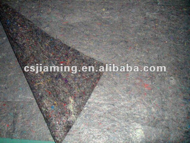 painter/ felt polyester fiber felt with anti slip backing