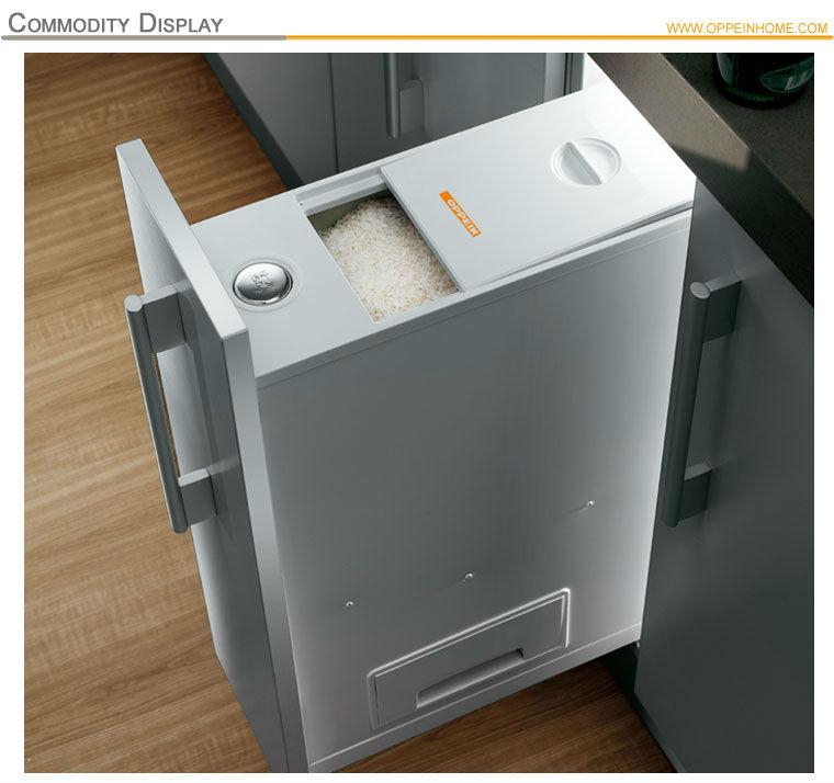 hettich full extension runner rice container buy plastic. Black Bedroom Furniture Sets. Home Design Ideas