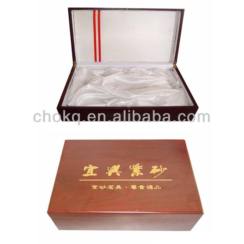 wooden box_#40
