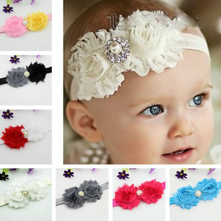 Красивая повязка на голову для девочек своими руками 111