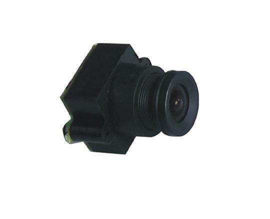 Free shipping + 520TVL + 120 degress 12V HD Night vision Mini CCTV Camera (0.008lux, 3.6mm lens)