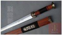 Оборудование для боевых искусств Carbon steel, rosewood, Han swords, unique hilt design