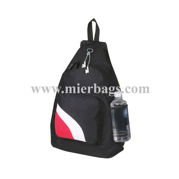 Deluxe Travel Sling Bag W/ Laptop Pocket