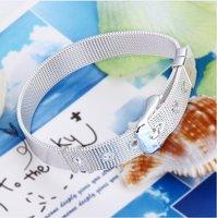 Ювелирное изделие H237 bracelet Silver Jewelry jewellry Charm Tag chain Bracelets Brand New