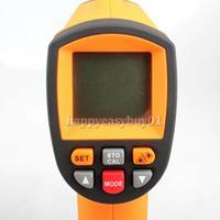 Бесконтактный lcd ИК инфракрасный цифровой температуры проверить термометр лазерный gm1150 h1