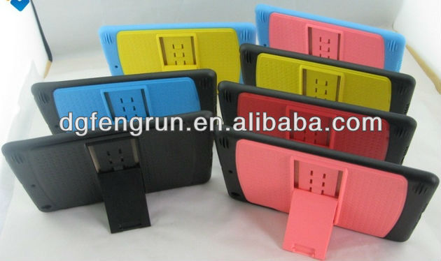 Newest silicone Case for mini ipad,for ipad case