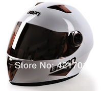 Шлем для мотоциклистов BEON-B500 warm fog off-road motorcycle helmet full face helmet! White Black Blue Red / M, L, XL