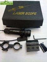 Лазер для охоты Red Dot laser sight rifle gun scopes outside Adjustable ship
