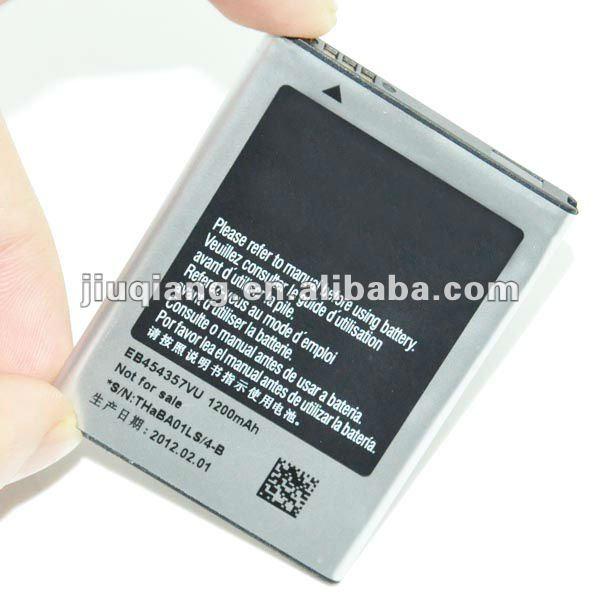 Akku Battery For Samsung Galaxy Y Pocket Wave Y GT-S5360 S5300 S5380 EB454357VU