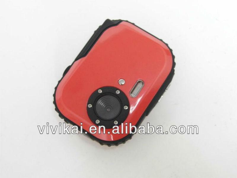 1.8'' TFT LCD Precision Mini Waterproof Digital Camera with 8X ...