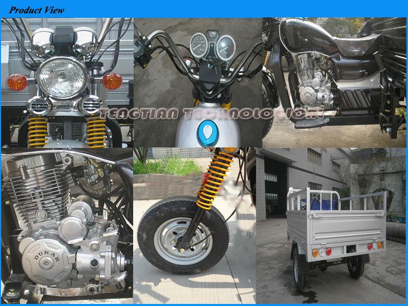 DUCAR 3 Wheeler cargo rickshaw