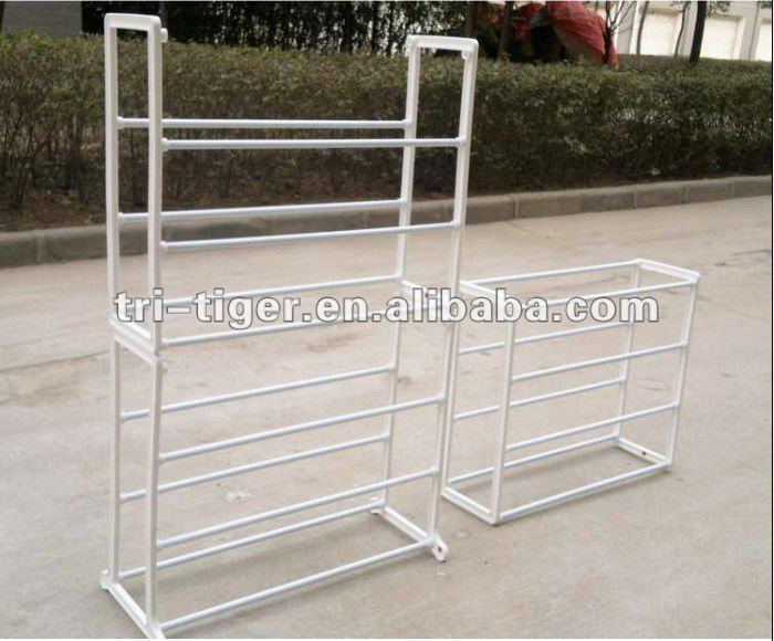 Steel Shoe Rack Price Steel Pipe Shoe Rack
