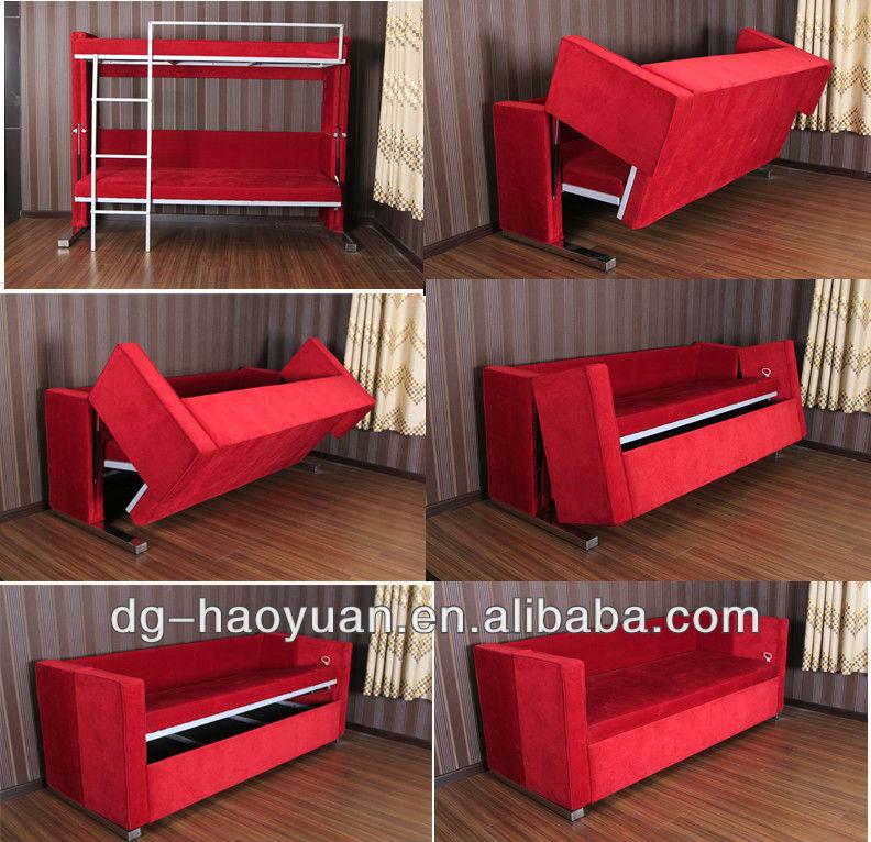 folding bunk bed sofa 1