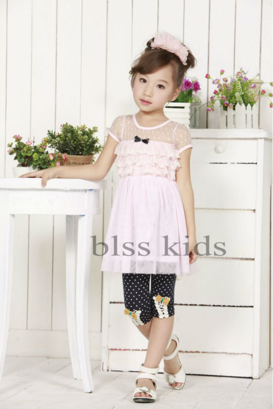 2013 kid dress for 1-6 year-old baby girls party wear puffy dresses