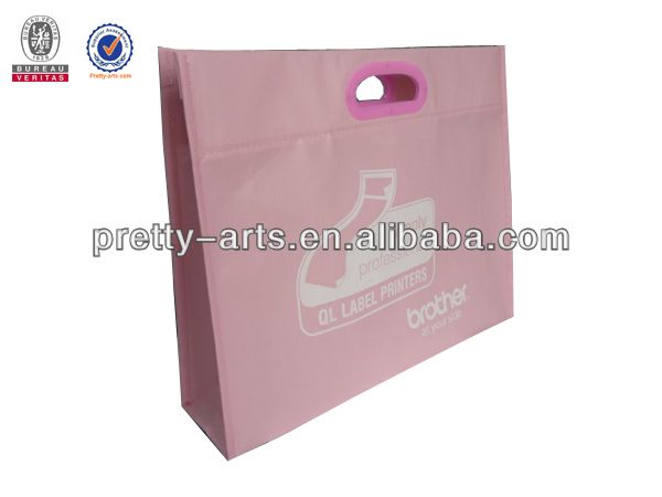 pp non woven with laminated bag
