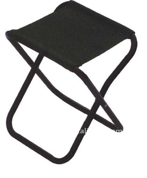 Outdoor camping fishing picnic portable stool chair 3 leg folding