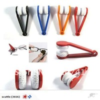 Аксессуар для очков Microfibre eyeglasses cleaner 360pcs EMS