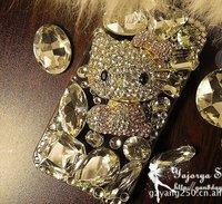 Чехол для для мобильных телефонов Bling Pearl Crystal Diamond Case Cover For Apple iphone 5