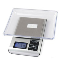 Electric 3000g x 0.1g Digital Scale Pocket Jewelry Scale Weighing Balance