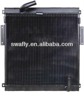 Hitachi EX120 Hydraulic Oil Cooler, EX100,EX200-2/3/5/6, EX60,EX330 Hydraulic Oil Cooler
