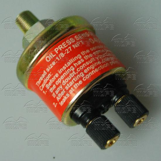 60MM Pink Blue LED Backlight Sensor + Stepping Motor Defi ADVANCE C2 Oil Pressure Press Gauge Meter DSC_0344