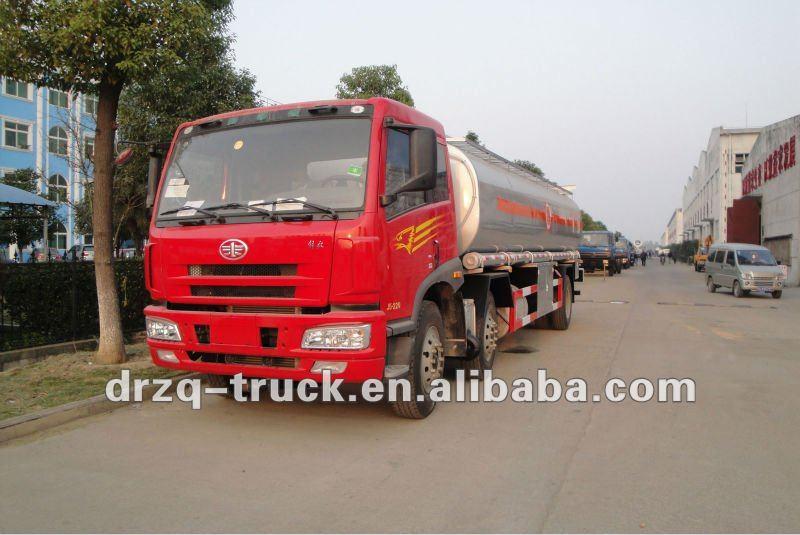 FAW 6*2 22000l oil truck