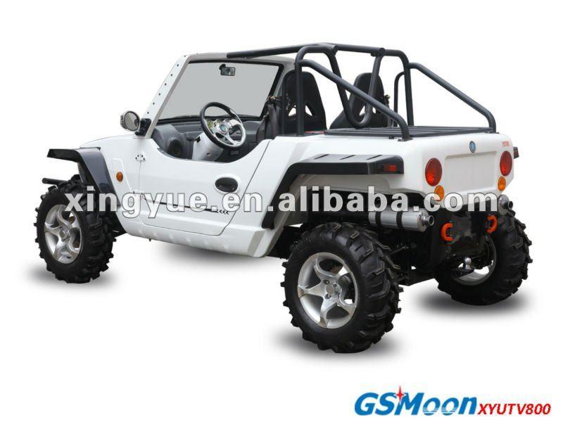 XYUTV800 rear