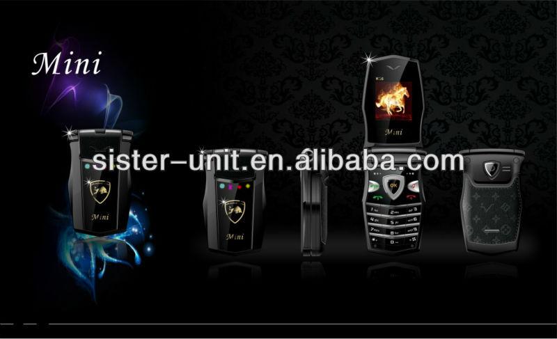 SU-K36 1.44inch dual sim mini phone