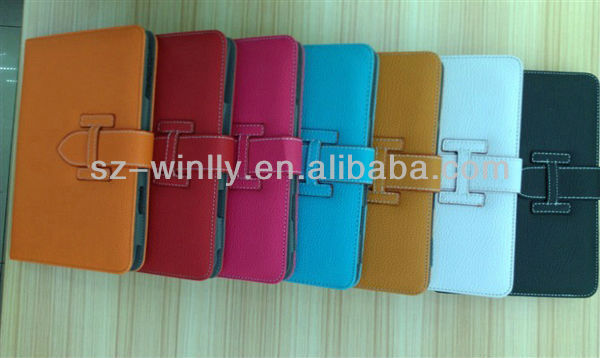 Multi-style smart cover case for apple ipad 2 3