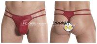 Мужские стринги men's sexy underwear / pouch / men thong / sexy G-String/ brand underwear/014-01