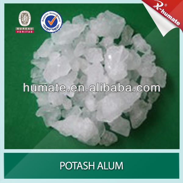 Aluminium de sulfate de potassium / potassique alum AIK ( SO4 )