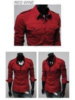 Мужская повседневная рубашка 1 5842 I0050
