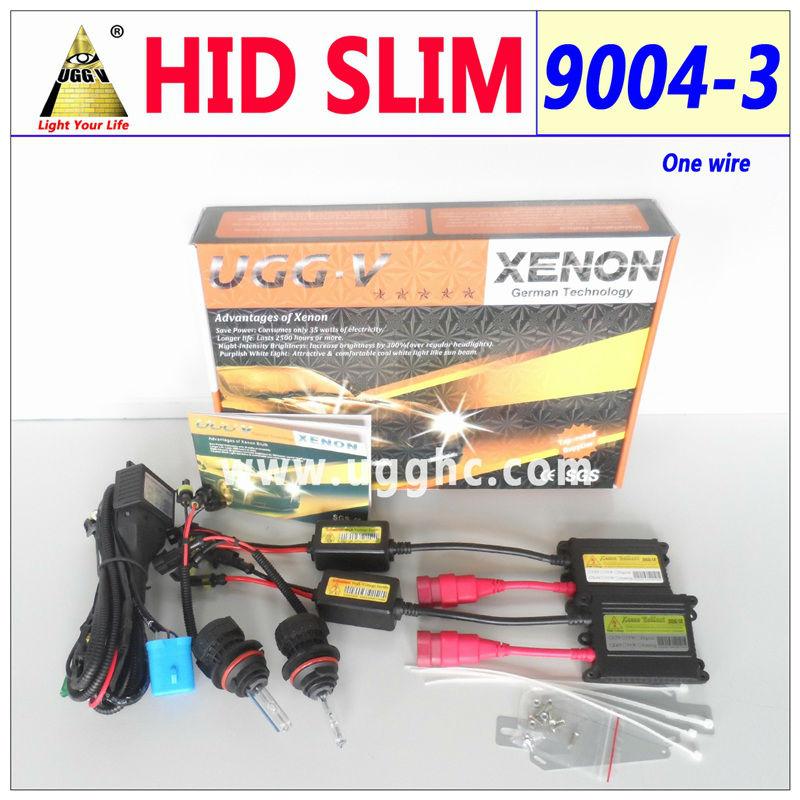 HID SLIM KIT 9004-3 one wire