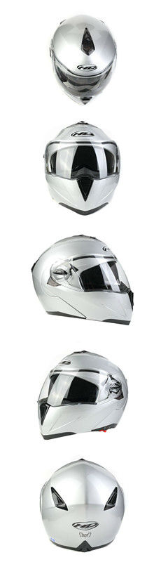 New arrival HuaDun double visor flip up helmet HD-701