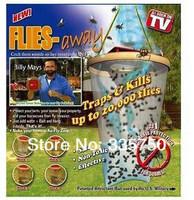 1шт домашних и садовых товаров/мух прочь безопасные нетоксичные эффективной летать ловитель / как увидено на tv