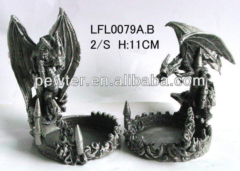 Pewter dragon statues buy metal dragon statue dragon statues for sale antique dragon statue - Pewter dragon statues ...