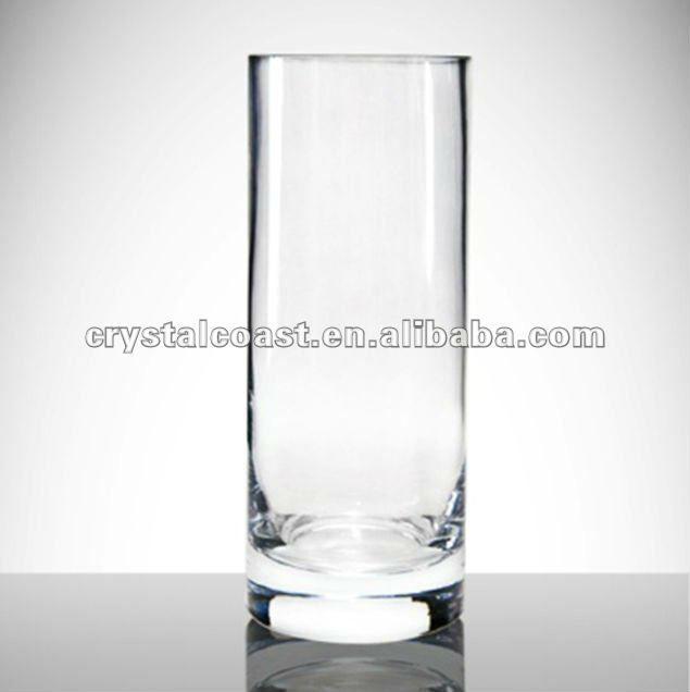 colgante de cristal claro jarrones altos jarrones de vidrio cilindro plstico claro jarrones para
