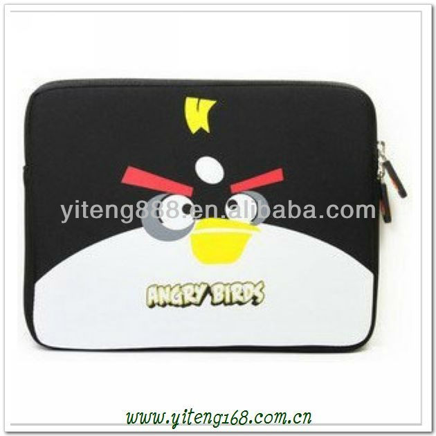 2013 hot-selling hign quality waterproof neoprene laptop case