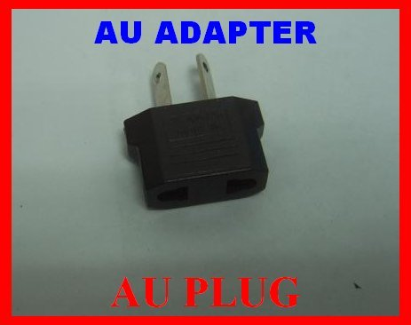 free shipping hot selling 100pcs Australian AU Universal AC Power Plugs Travel Adapter(Adaptor)