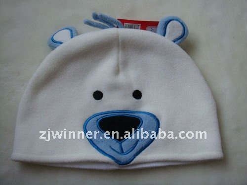 2013 High Quality Polar Fleece Hat&Cap