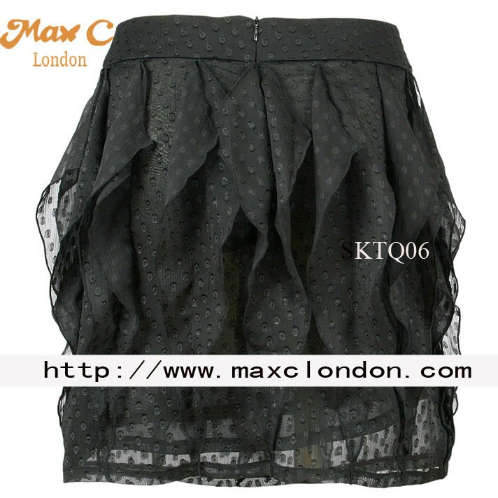 2012 Lady fashion latest skirt design pictures